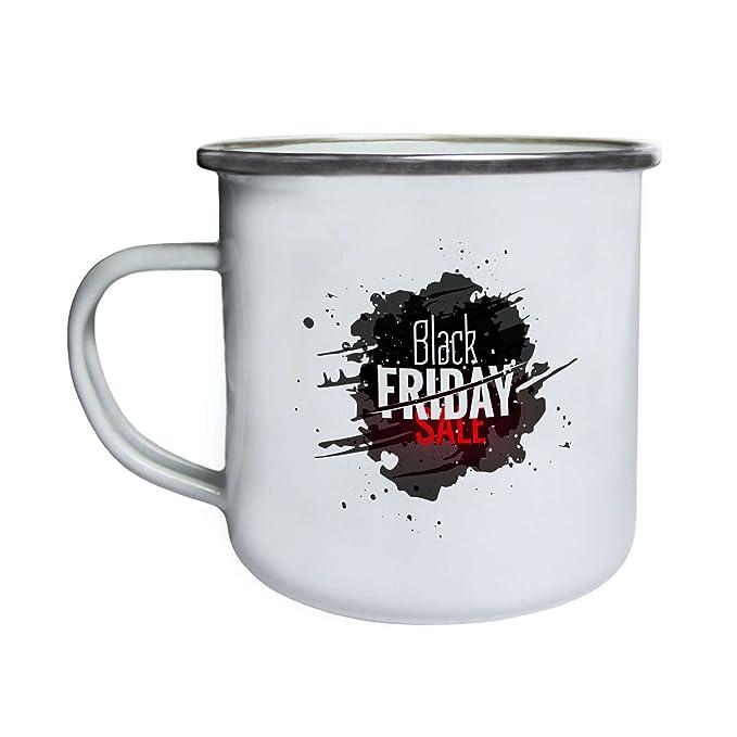 Black Friday Sale Funny Novedad Nuevo Retro, lata, taza del ...