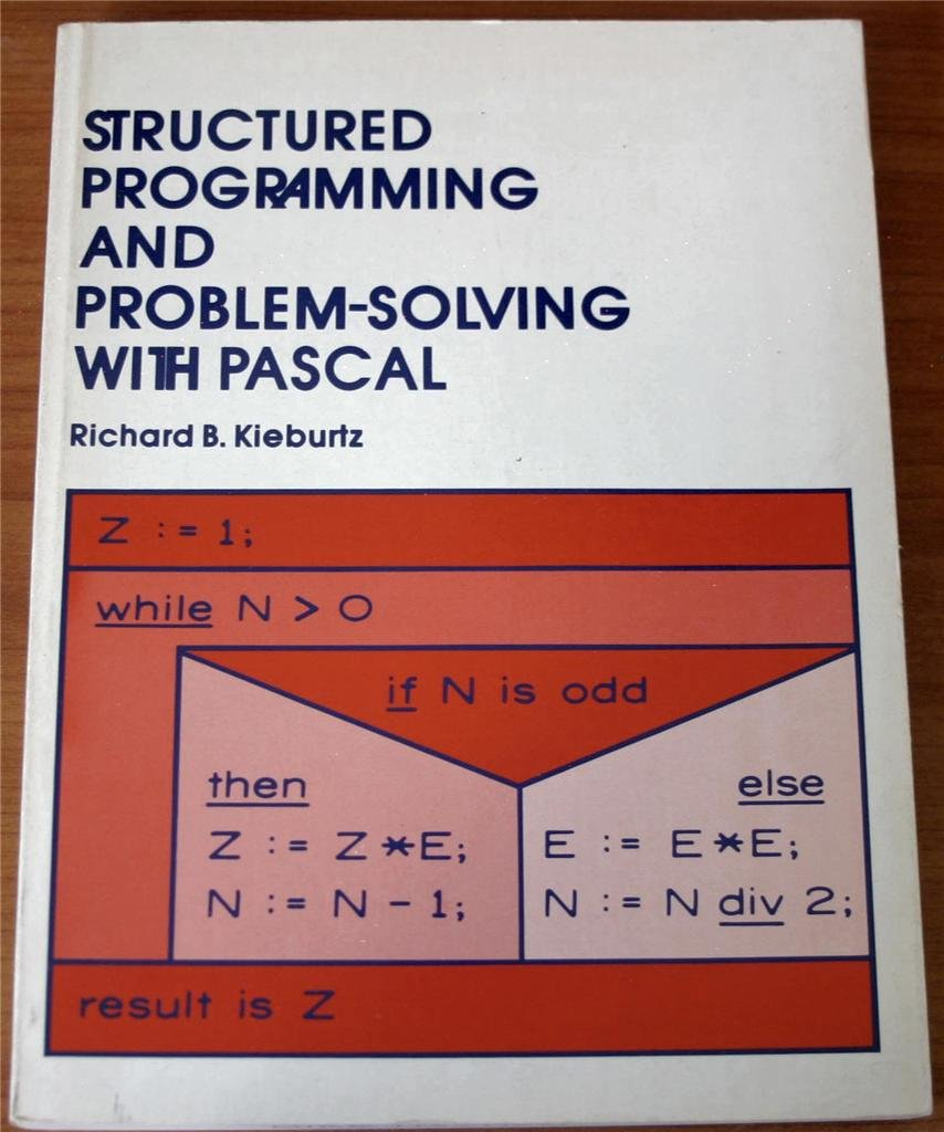 Computing and problem solving with PASCAL