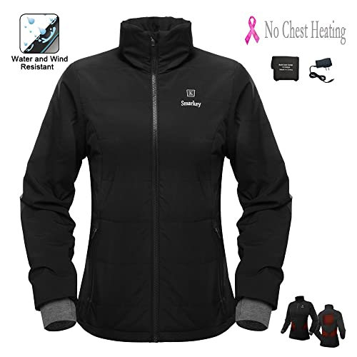 Smarkey Cordless Women's Heated Jacket