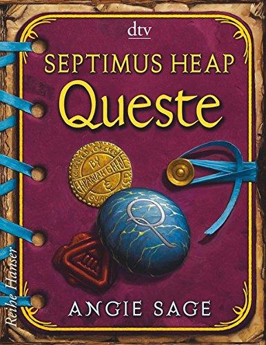 Septimus Heap - Queste (Reihe Hanser)