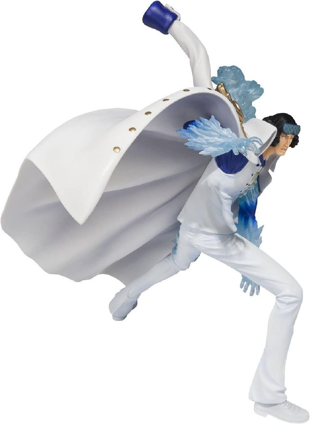 "Bandai Tamashii Nations Battle Version Figuarts Zero ""Aokiji"" Kuzan Toy Figure"