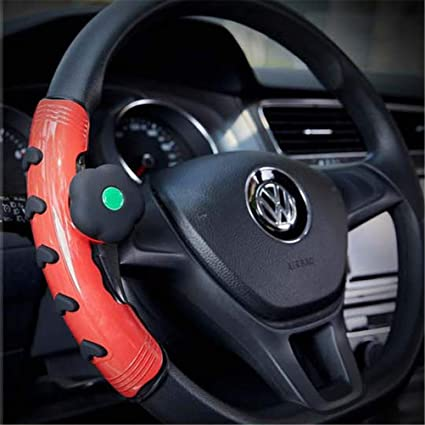Reliable 1pcs Car Steering Wheel Suicide Spinner Handle Knob Booster Aid Handle Control Atv,rv,boat & Other Vehicle