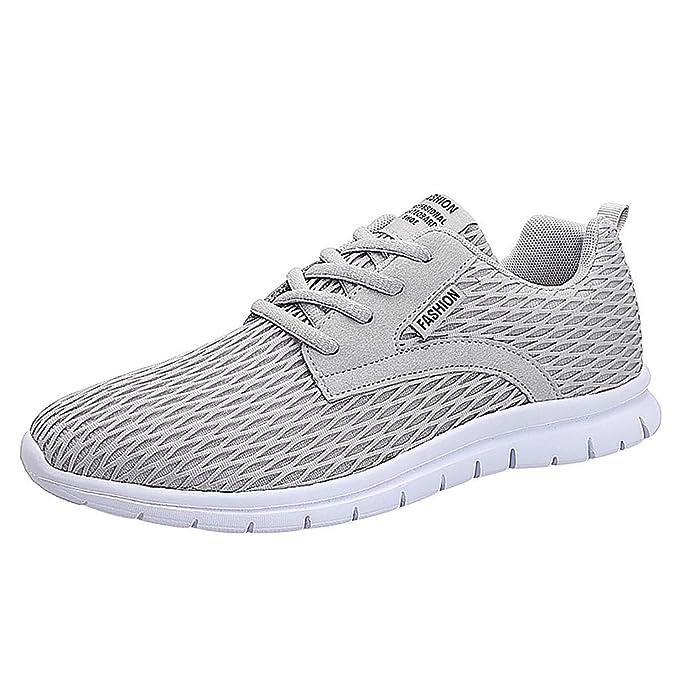Zapatillas Hombres Deporte Running,JiaMeng Zapatos Deportivos ...