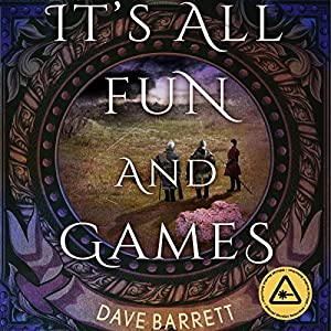 It's All Fun and Games Audiobook