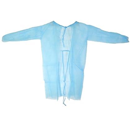 PP - Vestidos de visitante Vestidos de protección Medi-Inn 115 x 137 cm 10