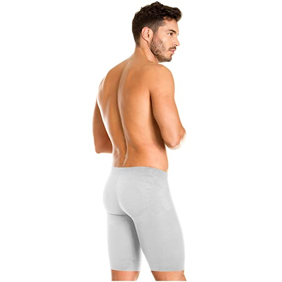 Amazon.com: Laty Rose 22996 Long Boxer Briefs Butt Lifter for Men Ropa Interior de Hombre: Clothing