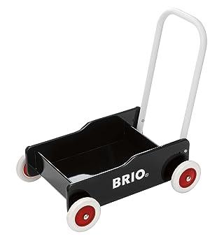 Brio 31351000 - Andador de madera, color negro [importado de ...