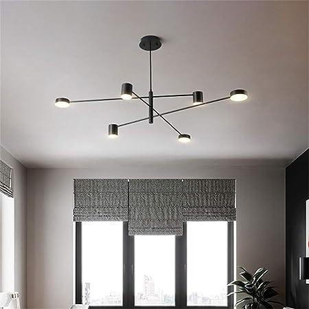 Amazon.com: ZLJ ZLJ Lámpara de techo, lámpara de techo ...