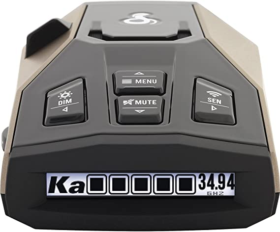 Cobra RAD 450 Laser Radar Detector: Long Range