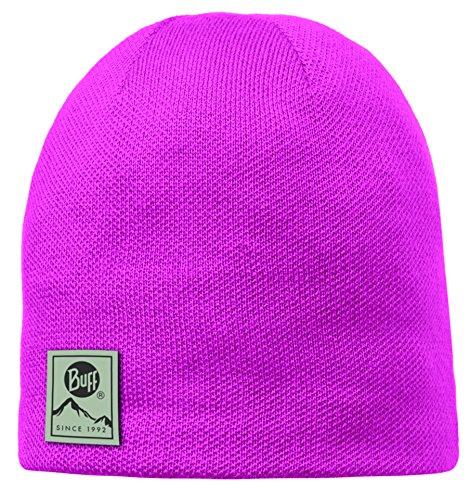 magenta Pink de Buff Adulto Punto de Gorro Microfibra 00wFSY