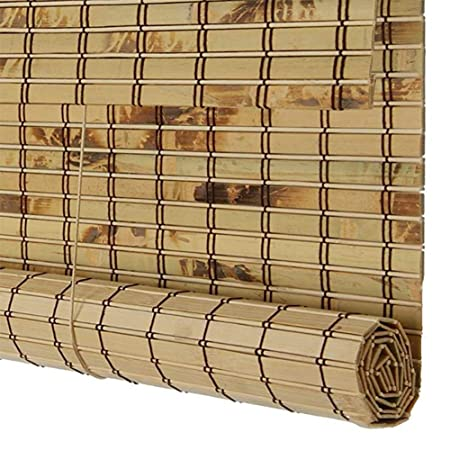 Wenzhe Rolling Shutter Roller Blind Bamboo Curtain Blinds Outdoor