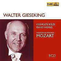 Mozart : Intégrale de lOeuvre pour piano solo / Walter Gieseking