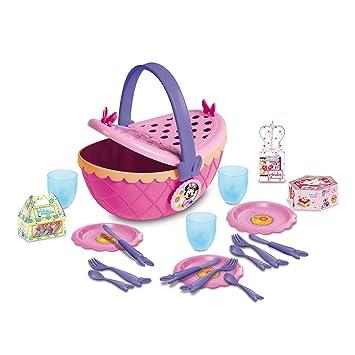 IMC Toys Minnie - 180635 - Jeu d'imitation - Set de Pique - Nique Minnie 4jQSWEA3JI