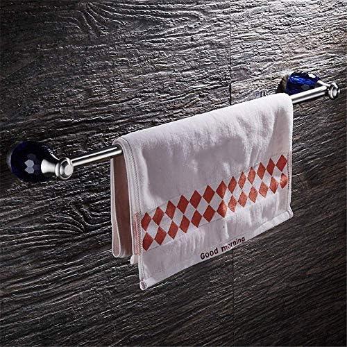 収納ラック棚 壁のタオル掛けステンレス鋼のタオル掛け浴室のタオル掛け単一の柵浴室収納棚浴室付属品 家のホテルの装飾のため