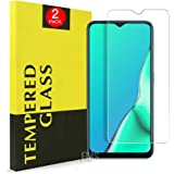 for Oppo A9 2020 Tempered Glass LCD Anti Scratch Screen Protector Film Guard (2 Pack)