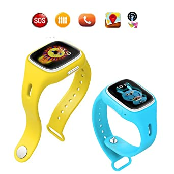 TURNMEON T1 Kids smart watch SmartWatch Para Niños Reloj ...