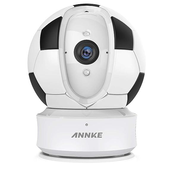 ANNKE Fundas de Silicona del fútbol para la cámara de Seguridad casera, Compatible con IP