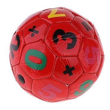 Juguete de Balón para Niño Unisex para Fútbol Entrenamiento y ...