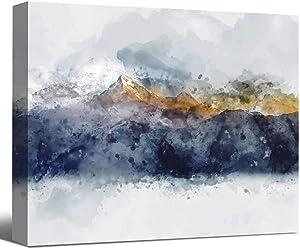 Senew Abstract Canvas Print Wall Art for Bedroom, Living Room, Framed Canvas Wall Art for Wall Decor Home Decor,48