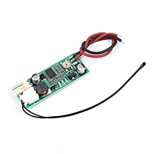 Icstation Adjustable 12V 2 3 Wire PC Case CPU Fan Thermostat Speed Controller with Sensor