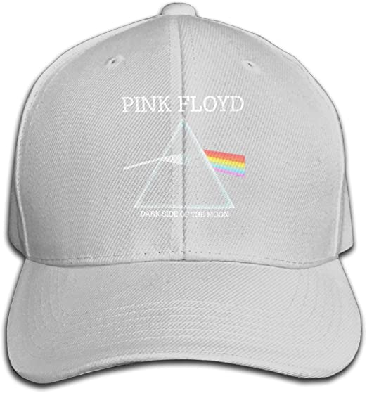 Pink Floyd Men/'s Baseball Cap snap Back Dark Side Of The Moon