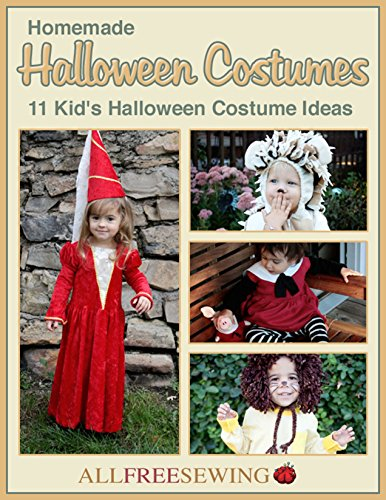 Homemade Halloween Costumes: 11 Kids Halloween Costume Ideas -
