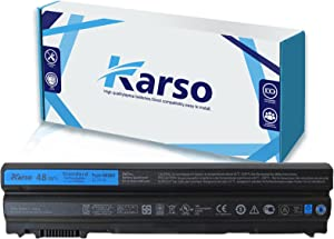 Karso Battery 8858X Compatible with Dell Latitude E5420 E5430 E5530 E6420 E6430 Inspiron 4420 5420 7420 7520 14R 15R 17R Series Notebook T54FJ M5Y0X N3X1D 911MD