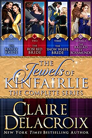 book cover of The Jewels of Kinfairlie Boxed Set