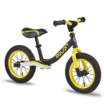 Xiaoping Equilibrar la Bicicleta, sin Pedales Equilibrio Bicicleta para niños pequeños con Asiento y manubrios