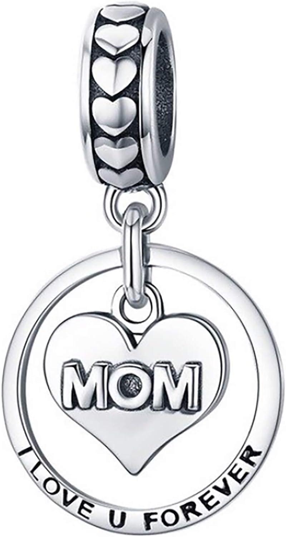 Way2bb Charm Je Taime Pour Toujours Maman Idée Cadeau De