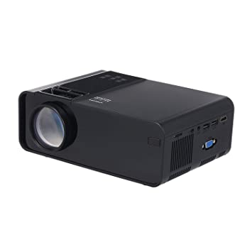 Docooler Proyector LCD W10 LED 1080P Home Theater 3000 lúmenes ...