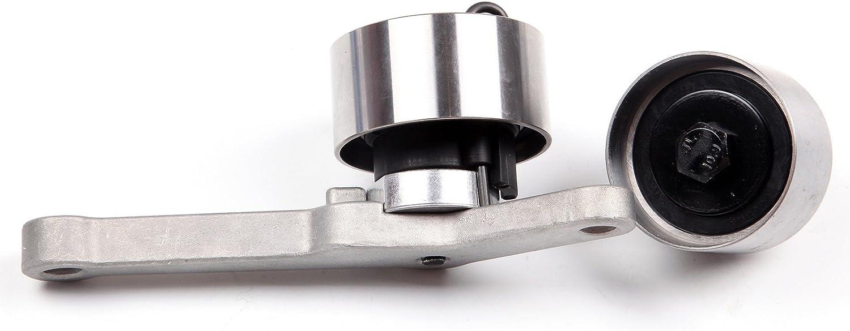 ANPART Timing Belt Kit Fit For 2001-2002 Chrysler PT Cruiser 1996-1998 2001-2002 Chrysler Sebring 2000-2002 Chrysler Voyager Timing Belt Water Pump Tensioner Gasket Set