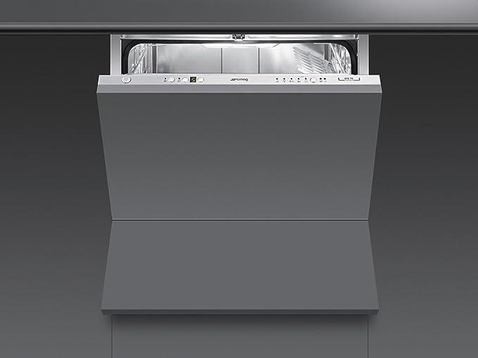 Smeg STC75 Totalmente integrado 7cubiertos A lavavajilla ...