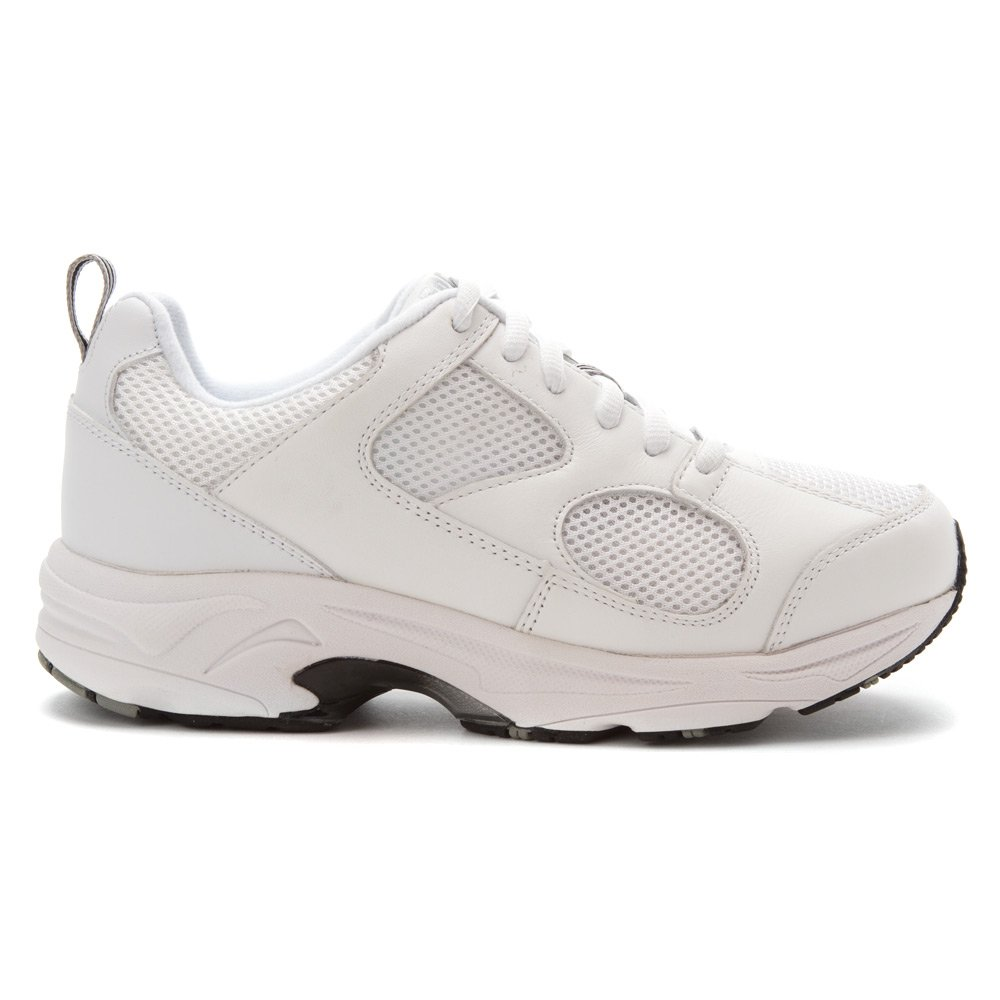 Drew Shoe Women's Flash II Sneakers B00AASJ5GM 5.5 XW|White / White