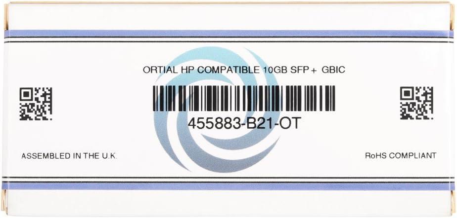 ORTIAL 10GB SFP GBIC 455883-B21