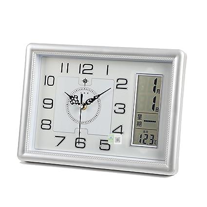 Calendario Perpetuo Da Parete.Orologio Da Parete Calendario Perpetuo Orologio Elettronico
