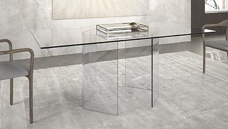 Tavolo Da Pranzo In Vetro : Victa tavolo da pranzo in vetro tavolo da ufficio moderno