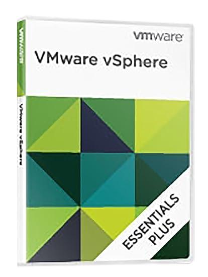 Amazon com: VMware vSphere 6 Essentials Plus: Computers & Accessories