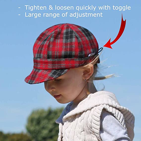 0c34ffd1e0bd9 Amazon.com  Twinklebelle Best Adjustable Baby Toddle Kids Newsboy Hat for Fall  Spring  Clothing
