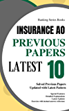 Insurance AO Previous Year Solved Papers Administrative Officers Exam: Mocktime Publication