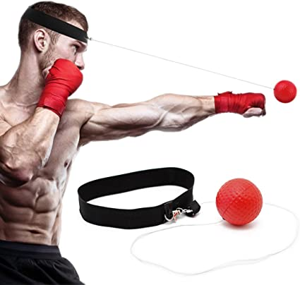 MMA Boxing Punching Training Fight Ball Boxing Practice FitnessGym Equipment