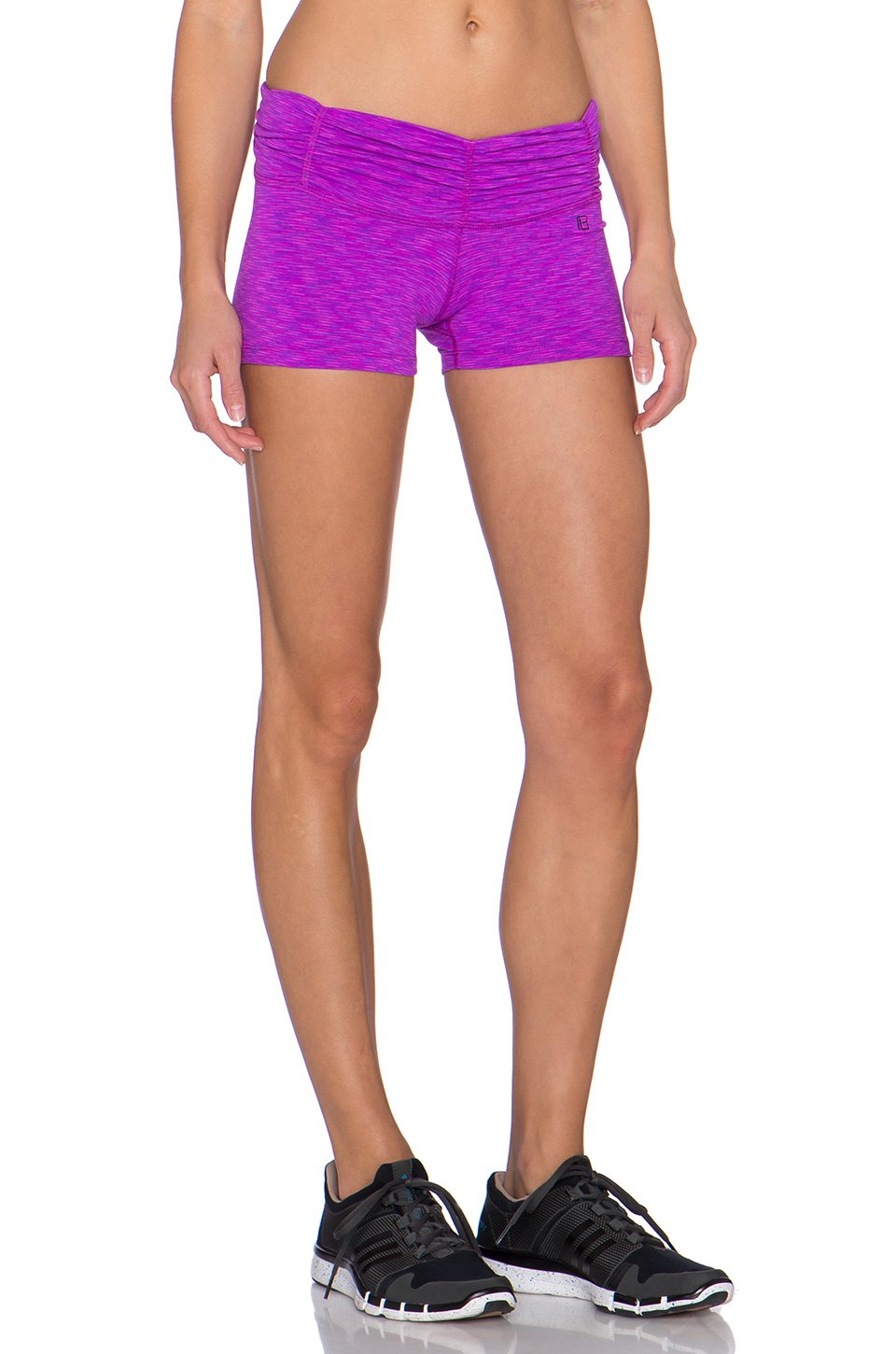Body Language Sportswear Scrunchy Short by Body Language Sportswear