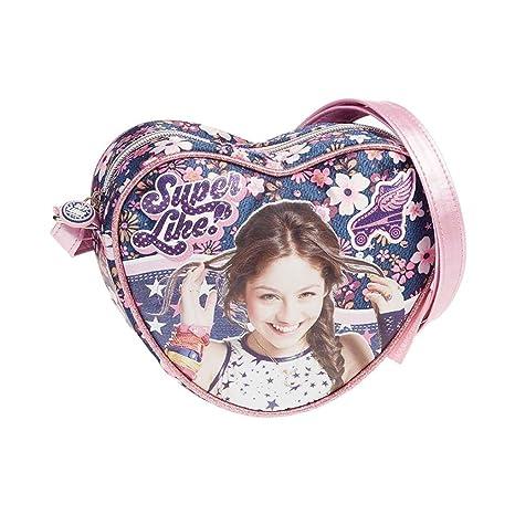 Karactermania 30233 Soy Luna Bolsa Corazón de hombro: Amazon ...