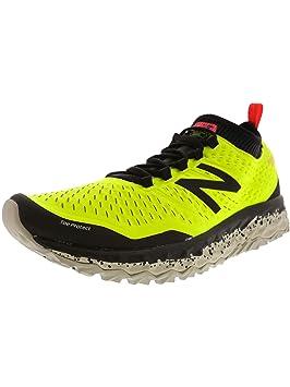 Chaussures Running NEW BALANCE Homme Fresh Foam Hierro v3 Jaune Noire AH 2018 Chaussures Running NEW BALANCE Homme Fresh Foam Hierro v3 Jaune