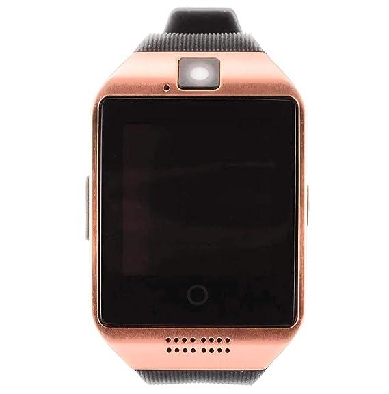Amazon.com: Bluetooth reloj inteligente de fitness, Q18 ...