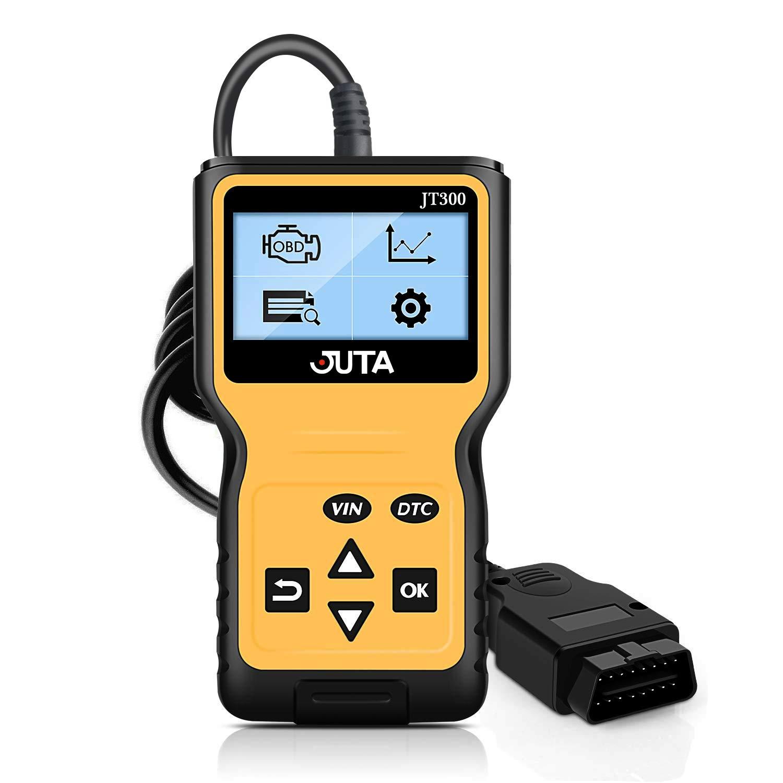 Engine OBD2 Scanner Auto Code Reader Diagnostic Tool for 12V Petrol