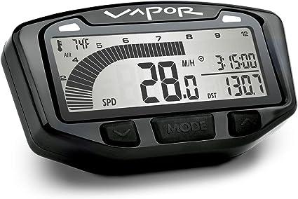 """Fits Yamaha Warrior 7//8/"""" Bars! Trail Tech Computer Aluminum Dashboard"""