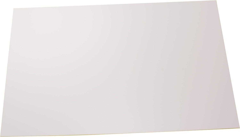 Placas de poliestireno placas PS placas blanco fuerte, rigido, duro plásticas para modelismo/manualidades en blanco, diferentes tamaños y cantidades, comprar 1 piezas, 297mm x 210mm x 2mm