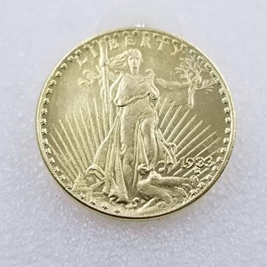 DDTing 1933 Moneda Conmemorativa Antigua Estadounidense – Grandes ...