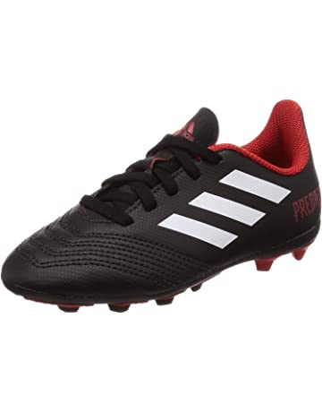 fdd479632 adidas Unisex Kids' Predator 18.4 FxG Footbal Shoes